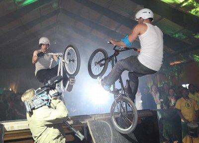 BMX-Shows