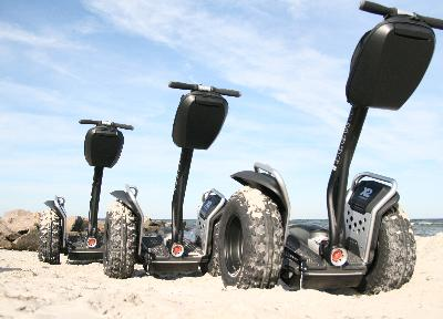 Segwayparcours