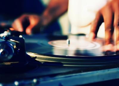 Professionelle DJ's